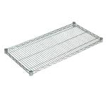 """John Boos CS-1448 Chrome Wire Shelf - 48""""W x 14""""D"""