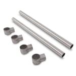 "John Boos EBK-S24 Leg Bracing Kits for E-Series Sinks w/ 24"" Bowls, Stainless"