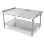 "John Boos GS6-3018SSK 18"" x 30"" Stationary Equipment Stand for General Use, Undershelf"