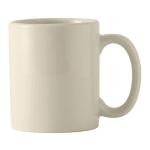 Tuxton BEM-1202 12 oz Mug - Ceramic, American White