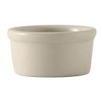 Tuxton BEX-035 3.5 oz Ramekin - Ceramic, American White