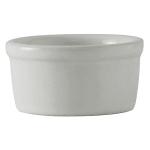 Tuxton BWX-035 3.5 oz Ramekin - Ceramic, White
