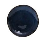 """Tuxton GAN-005 9"""" Round Ceramic Plate - Night Sky"""