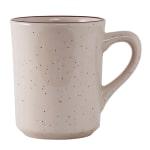 Tuxton TBS-017 8 oz Bahamas Tiara Mug - Ceramic, American White