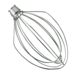 KitchenAid K5AWWC Wire Whip Attachment for KitchenAid Stand Mixer