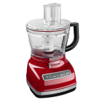 KitchenAid KFP1466ER 3 Speed Food Processor w/ 14 Cup Capacity, Empire Red