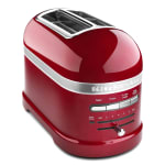 KitchenAid KMT2203CA Pro Line 2 Slice Automatic Toaster - Candy Apple Red