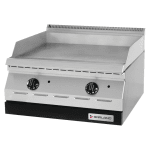 "Garland GD-36G 36"" Gas Griddle - Manual, 1/2"" Steel Plate, LP"