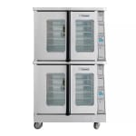 Garland MCO-GD-20-S Master Series Double Full Size LP gas Convection Oven - 120,000 BTU