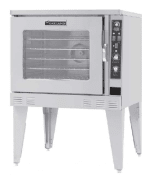 Garland MP-ES-20-D Double Full-Size Electric Convection Oven - 208v/3ph