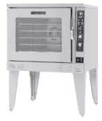 Garland MP-GD-20-D Double Full-Size Gas Convection Oven, NG