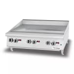 "Garland UTGG36-GT36M 35.43"" Gas Griddle - Thermostatic, 1"" Steel Plate, NG"