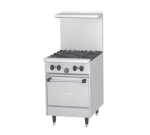 "Garland X24-4L 24"" SunFire 4 Burner Gas Range, LP"