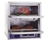 Bakers Pride P48-BL Countertop Pizza/Pretzel Oven - Double Deck, 208v/1ph