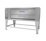 Bakers Pride V-600 Pizza Deck Oven, NG