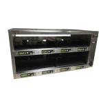 Carter-Hoffmann M243S-2T Countertop Heated Holding Cabinet w/ (8) Pan Capacity - Stainless, 120v