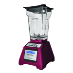 Blendtec E600A0804-A1GA1A Countertop Drink Blender w/ Polycarbonate Container, Programmable