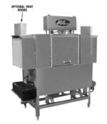 CMA EST-44H/L-R 2083 Dual Tank Conveyor Dishwasher, L to R, 243-Racks/Hr, 208/3 V