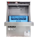 CMA UC65E High Temp Rack Undercounter Dishwasher - (30) Racks/hr, 208v/1ph
