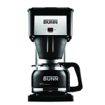BUNN Home 38300.0067 BX Velocity Brew 10 cup Drip Coffee Maker, Black