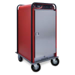 Cres Cor HCUA11 3/4 Height Insulated Mobile Heated Cabinet w/ (11) Pan Capacity, 120v