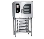 B.K.I. HG061 Half-Size Combi-Oven, Boiler Based, LP