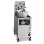 B.K.I. LGF-F 48 lb Gas Pressure Chicken Fryer - LP