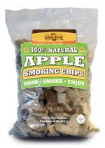 Chef Master / Mr. Bar B Q 05012 Apple Wood Smoking Chips, 160 Cubic Feet