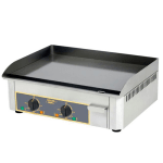 "Equipex PSS-600 23"" Electric Griddle - Thermostatic, Steel Plate, 208-240v/1ph"