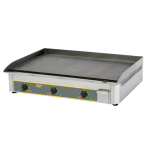 "Equipex PSS-9003PH 35.5"" Electric Griddle - Thermostatic, Steel Plate, 208-240v/3ph"