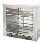Equipex RBE-8 Electric 2-Spit Commercial Rotisserie, 208v/3ph