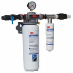 3M Cuno SF165SYSTEM Aqua-Pure Water Filter System for Steamers, Flow Rate to 3.34 gpm