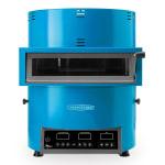 TurboChef FIRE Countertop Pizza Oven - Single Deck, 208-240v/1ph, Blue
