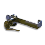 True 872802 Lid Lock, Ratchet Style, Requires One Per Lid