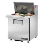 "True TSSU-27-12M-B-ADA-HC 27"" Sandwich/Salad Prep Table w/ Refrigerated Base, 115v"