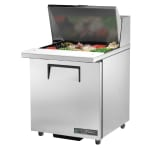 "True TSSU-27-12M-C-ADA-HC 27"" Sandwich/Salad Prep Table w/ Refrigerated Base, 115v"