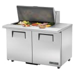 "True TSSU-48-15M-B-ADA-HC 48"" Sandwich/Salad Prep Table w/ Refrigerated Base, 115v"