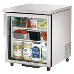 True TUC-27G-ADA-HC~FGD01 6.5 cu ft Undercounter Refrigerator w/ (1) Section & (1) Door, 115v