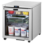 True TUC-27G-LP-HC~SPEC1 6.5 cu ft Undercounter Refrigerator w/ (1) Section & (1) Door, 115v