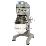 Globe SP40 40 qt Floor Model Planetary Mixer w/ Stainless Bowl, 3 Speed, 208/3 V
