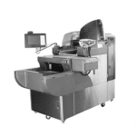 Hobart AWS-1RL Right to Left Access Wrapping System w/ Scale Access Cables Tray & Film Door