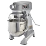 Hobart HL200-1STD 20 qt Planetary Bench Mixer w/ Stainless Bowl & (3) Speeds, 120v