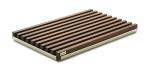Wusthof 7292 Heat-Treated Bread Board w/ Metal Tray - 40cm x 25cm x 3cm