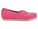 Mozo 3734 BEET 8 Womens Sports Shoes w/ Midsole Cushioning & Lightweight, Canvas, Beet, Size 8