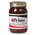 Primo PRM505 Honey BBQ Sauce
