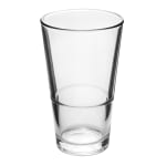 Libbey 15790 16 oz Stacking Mixing Glass - DuraTuff