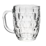 Libbey 5355 19.25 oz Dimple Stein Beer Mug