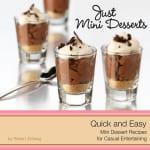 Libbey 56005 Just Mini Desserts Cookbook