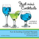 Libbey 56166 Just Mini Cocktails Recipe Book