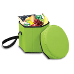 Picnic Time 596-00-104-000-0 12-qt Insulated Bongo Cooler - 250-lb Capacity, Water Resistant, Lime
